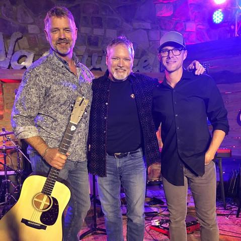 John Schneider, John Berry & Bryan White