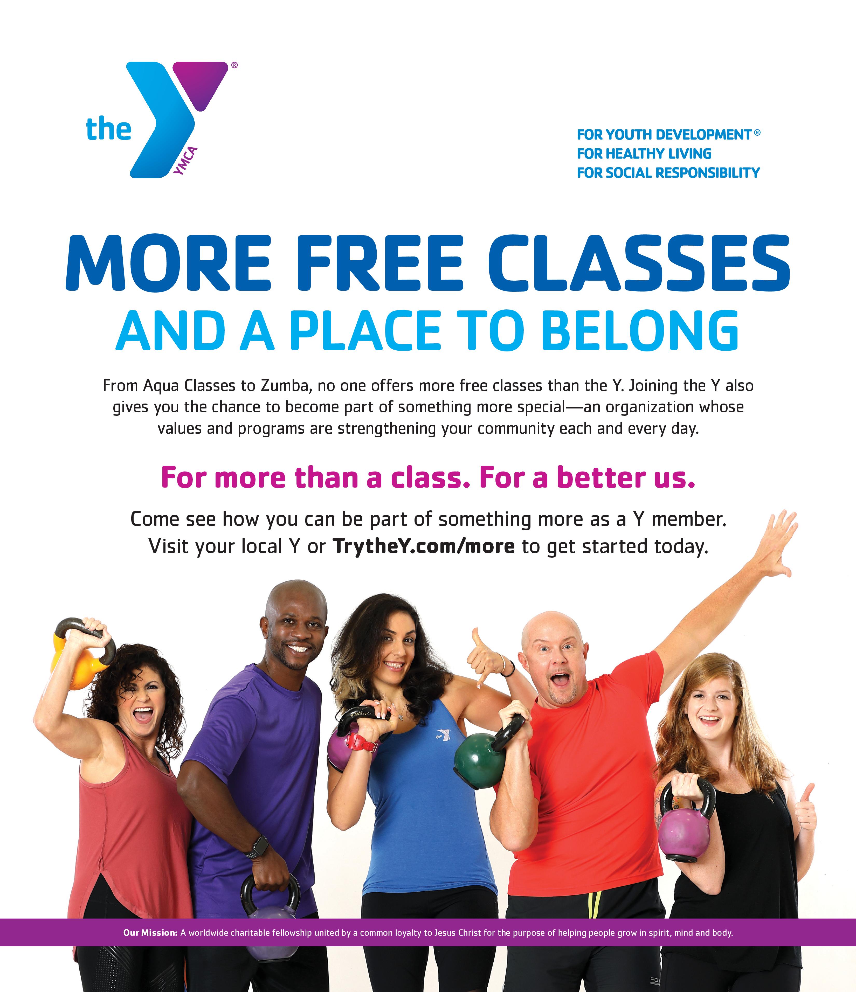 YMCA Campaign Nashville Scene