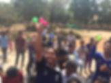 シーダの運動会のバナー