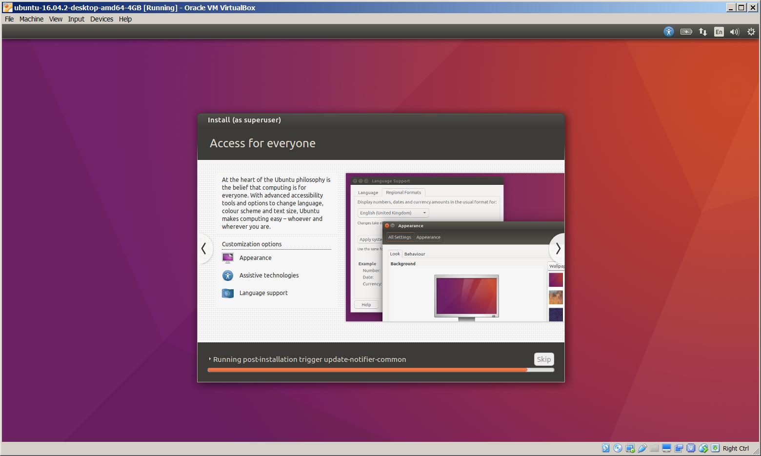 Ubuntu Install - 7