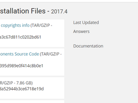 Download and Install Xilinx's 2017.4 PetaLinux Tools