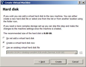 Installing the 64-bit PC (AMD64) desktop image of Ubuntu