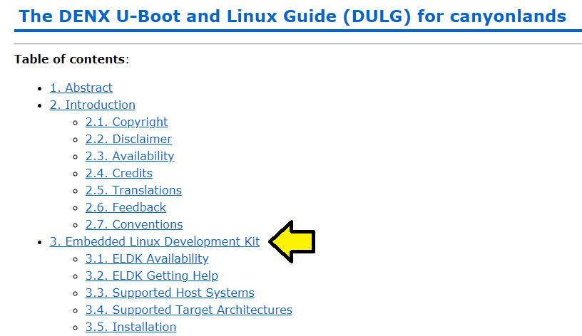 Where is U-Boot's Manual?
