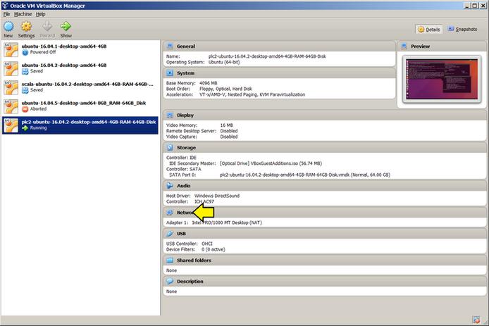 Set Up and Test VirtualBox NAT Port Forwarding