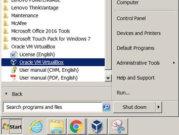 Installing the 64-bit Ubuntu 16 04 1 LTS on VirtualBox