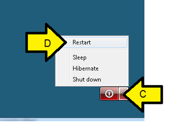 Reboot Windows 7 Remotely over RDP   Home   Zach's Blog