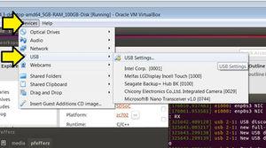 SD Card Access from Ubuntu 16 04 3 on VirtualBox on Windows 7