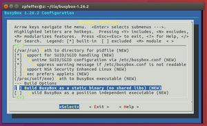 Build the Linux Kernel and Busybox for ARM and run them on QEMU