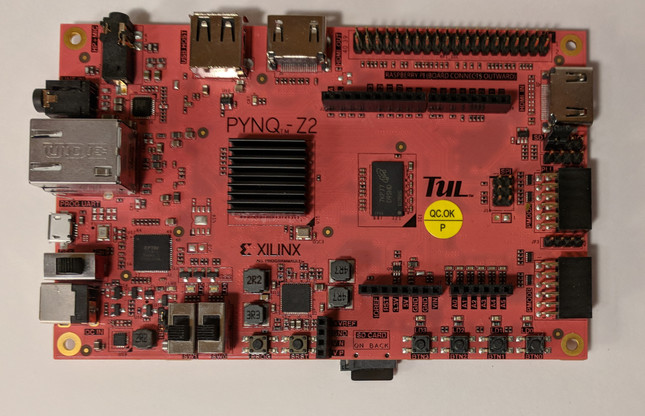 TUL PYNQ-Z2 Unboxing, Zynq-7000 Details and Links to
