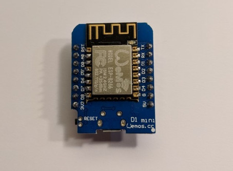 Arduino IDE WeMos D1 Mini Board Support Install & Blink LED Instructions