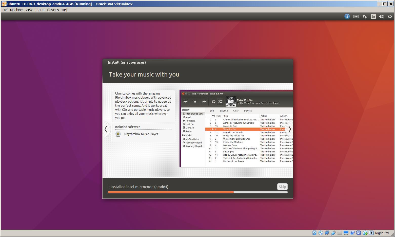 Ubuntu Install - 3