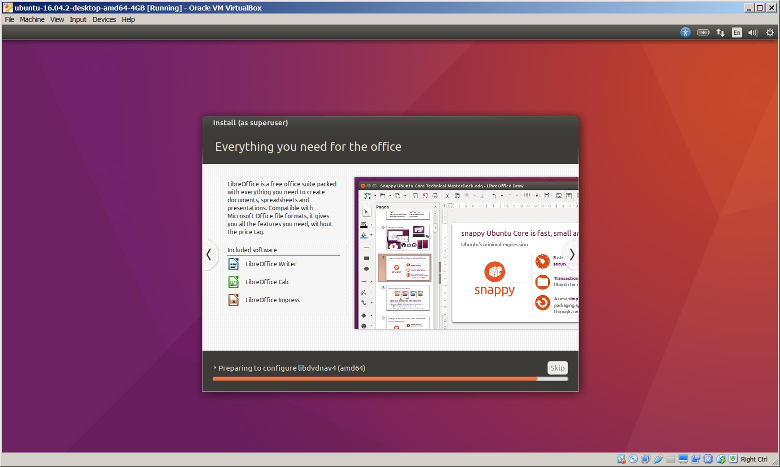 Ubuntu Install - 6