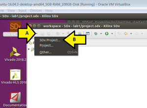 Xilinx FPGA OpenCL Vector Addition