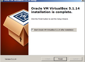 Installing the Oracle VM VirtualBox 5.1.14 on Windows 7 Professional Service Pack 1 (CurrentBuild 76