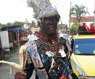 Congo Carnival, Panama Carnival, Portobelo, Congada, Palenque, Portobelo Carnival, Panama