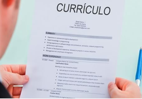 Currículo – Uma ferramenta de apresentação