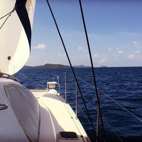 Cruise: Day Dream Catamaran Scenics