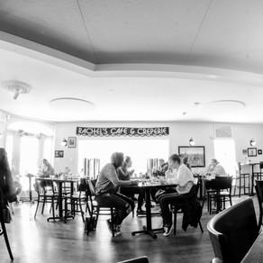 Rachel's Café & Creperie, Lancaster Pennsylvania