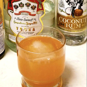 Cocktail: Vodka Stress