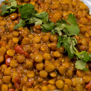 Recipe: Instant Pot Dal