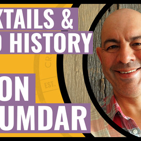 Interview: Simon Majumdar On Cocktails and Food History