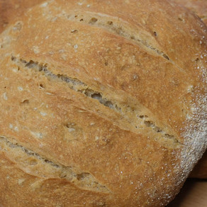 Recipe: Simple Crusty Bread