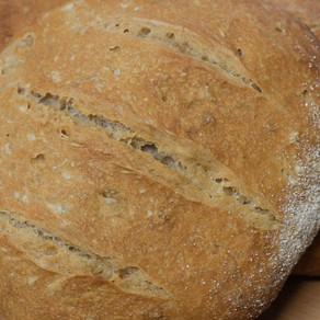Recipe: Simple Crusty Bread