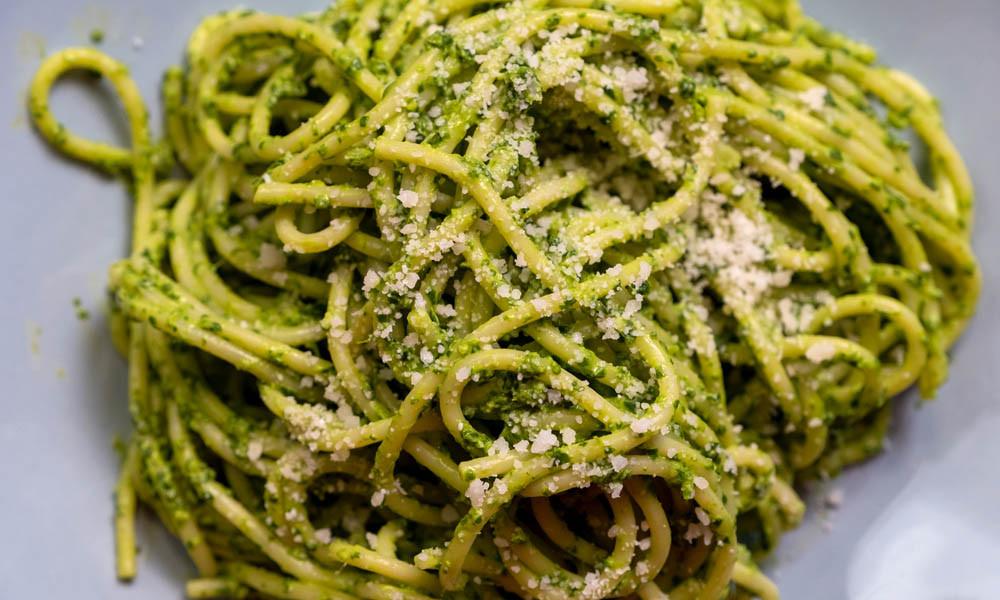 Creamy Spinach Pesto