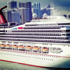 Carnival Ready To Cruise Again. Viking Is Coming To America!