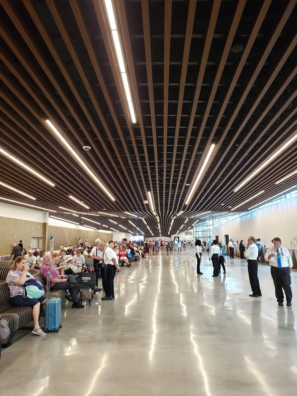 Terminal 25 at Port Everglades