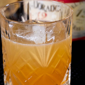 Cocktail: Havana Special