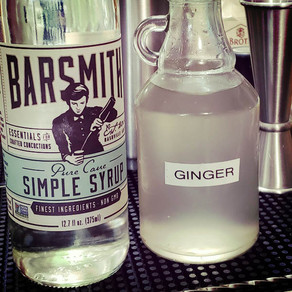 Recipe: Simple Syrup Including Flavored Syrups