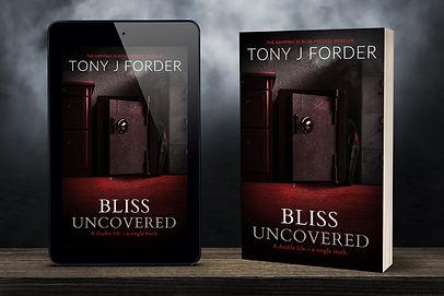 Bliss Uncovered - Option 2 -  3D Mock Im