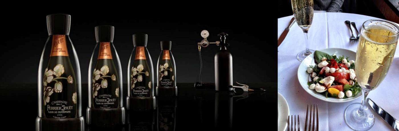 Perlage Champagne Preservation