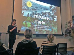 Raumplan presents de Nieuwe Meent at 'We Own This Place'