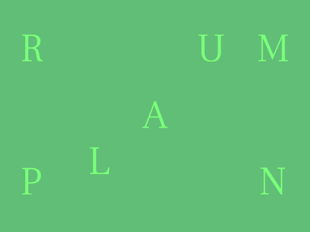 Raumplan launches new visual identity by Hooikaas!