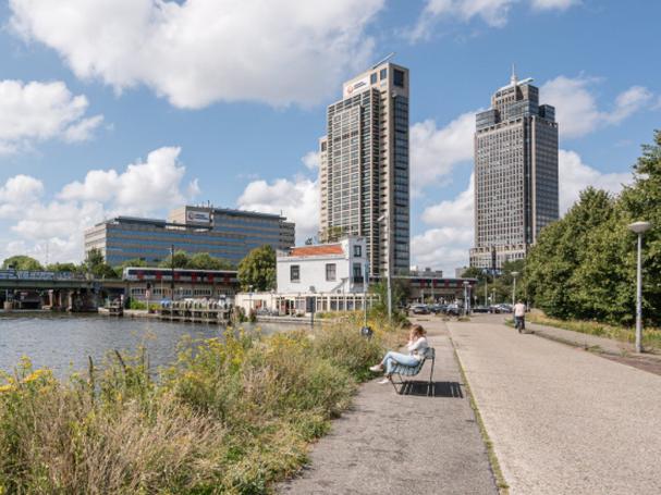Raumplan selected as finalist in competition for Omval Weespertrekvaart Amsterdam
