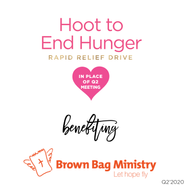 Hoot To End Hunger Campaign
