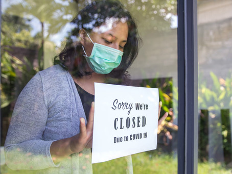 Options for Business Owners Suffering Closure due to Pandemic