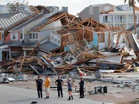 I Have Property Damage from a Hurricane - Now What?