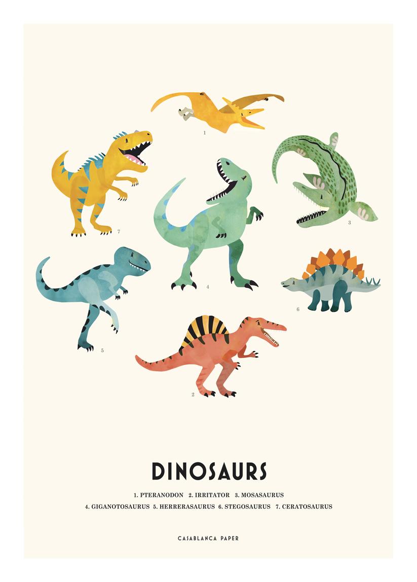 Dinosaurs. Eng.