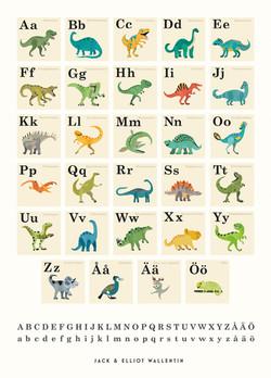 Dino ABC.