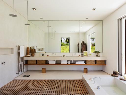 Nettoyer correctement sa salle de bain
