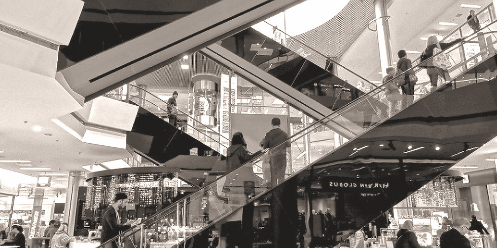 Reinventing the malls for the digital age