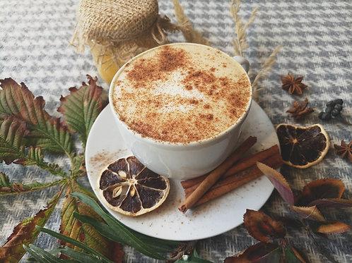 Cinnamon Chai -8 oz Mason Jar