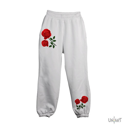 La rosa sweatpants