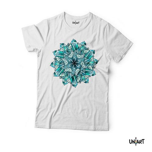 Crystallized Mandala T-shirt