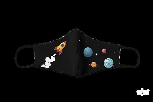 Planets Kids Mask