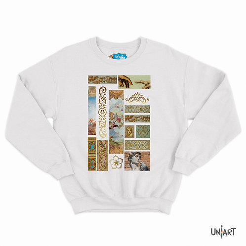 Symmetry sweatshirt
