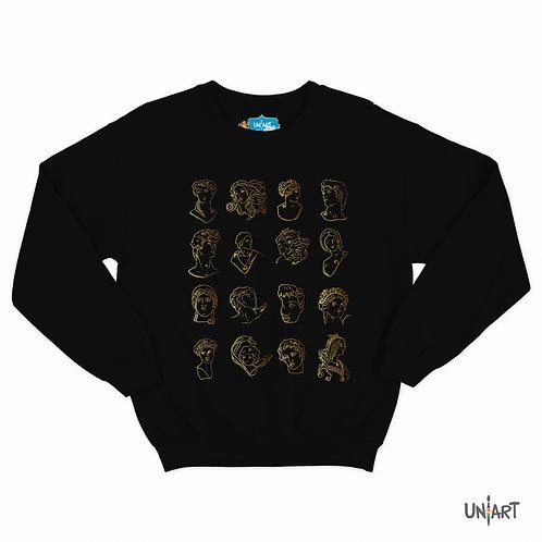 The renaissance medley sweatshirt